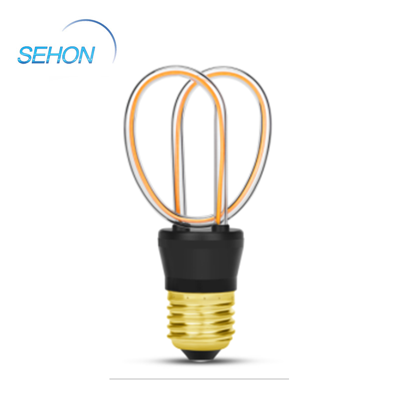 SH-Fanned Flexible LED Modeling Filament Bulb