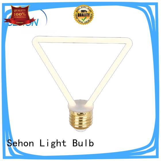 Sehon Top led teardrop bulbs Supply used in living rooms