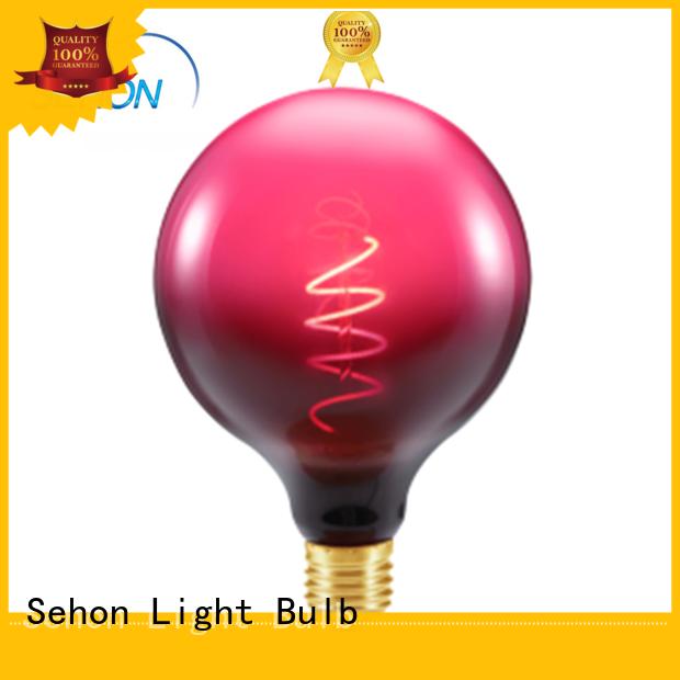 Custom low watt edison bulb Supply used in bedrooms