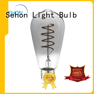 Sehon Top big filament light bulbs Suppliers used in living rooms