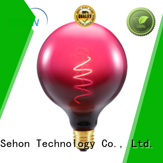 Sehon Custom large edison style light bulbs Supply used in living rooms