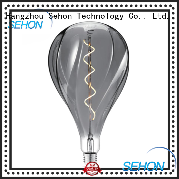 Sehon vintage led light bulbs factory used in living rooms
