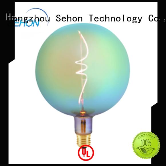 Sehon Custom filament bulb light fixtures for business for home decoration
