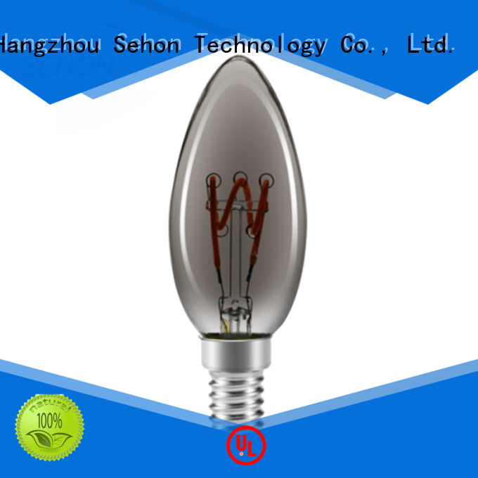 Sehon white light edison bulbs company for home decoration