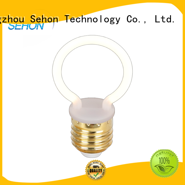 High-quality bright filament light bulbs for business used in bedrooms