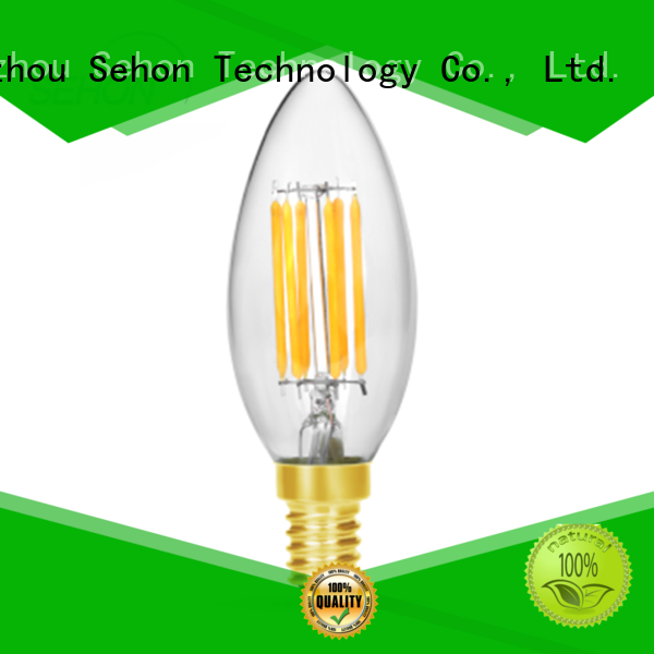 Sehon Wholesale types of edison bulbs manufacturers used in bedrooms