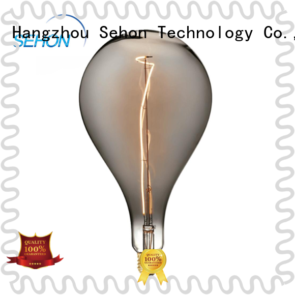 Sehon vintage incandescent light bulbs factory used in living rooms