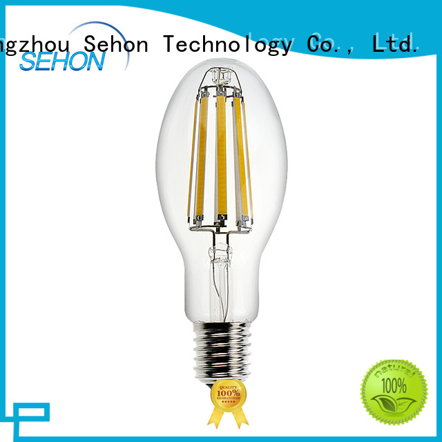 Sehon street light bulb wattage company for outdoor lighting