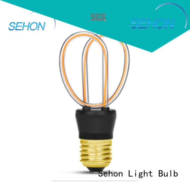 Sehon dimmable filament bulb Supply used in bedrooms