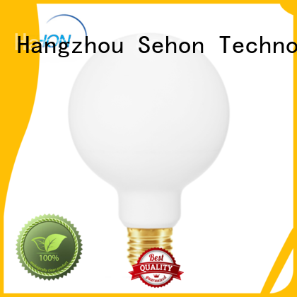 Sehon 60w led filament bulb manufacturers used in living rooms