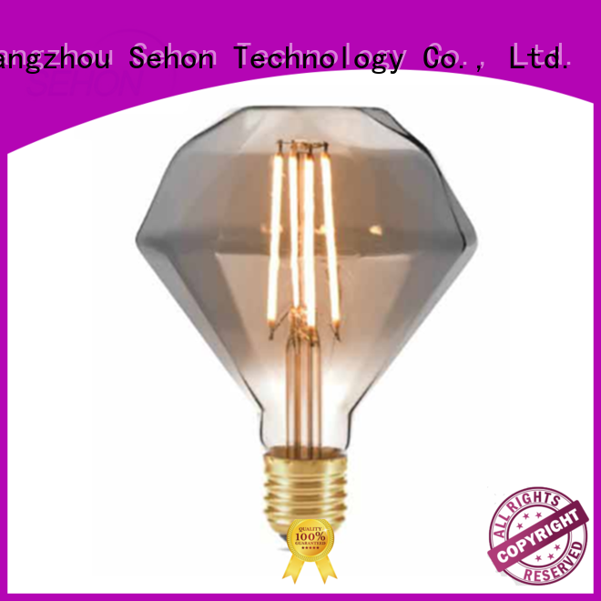 Sehon High-quality cool white led edison bulbs company used in living rooms