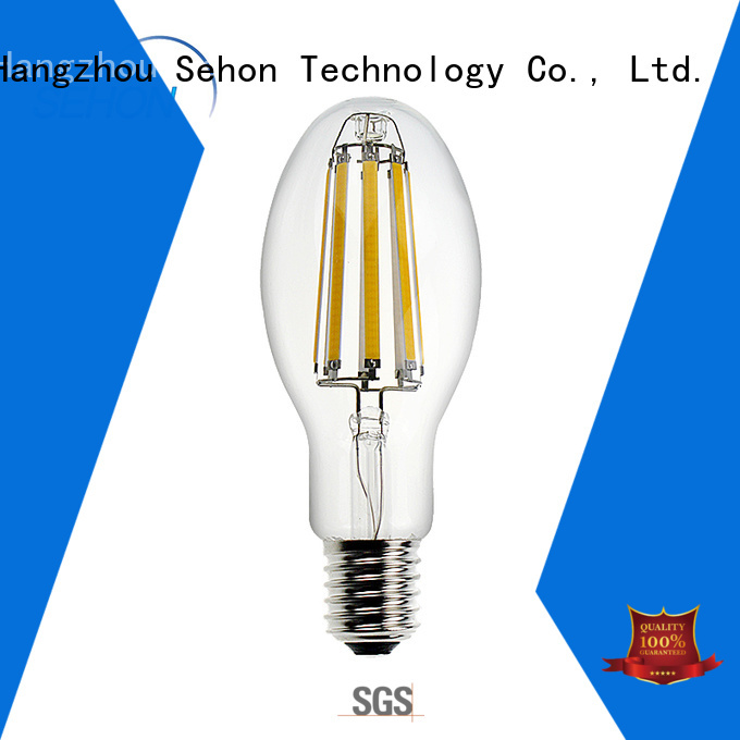 Sehon Latest vintage filament light bulb manufacturers used in bathrooms
