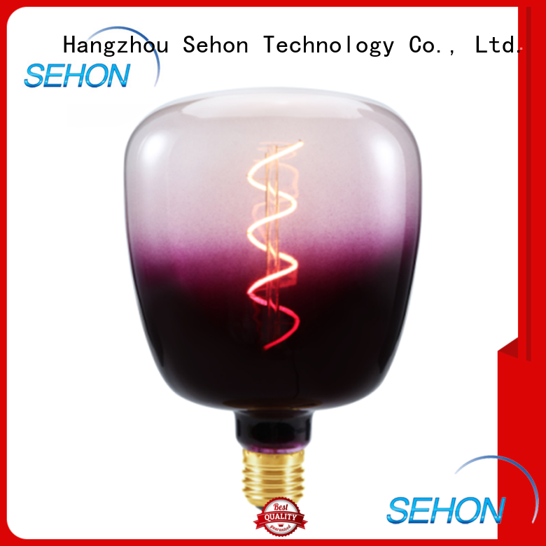 Sehon cool white led edison bulbs for business used in bedrooms
