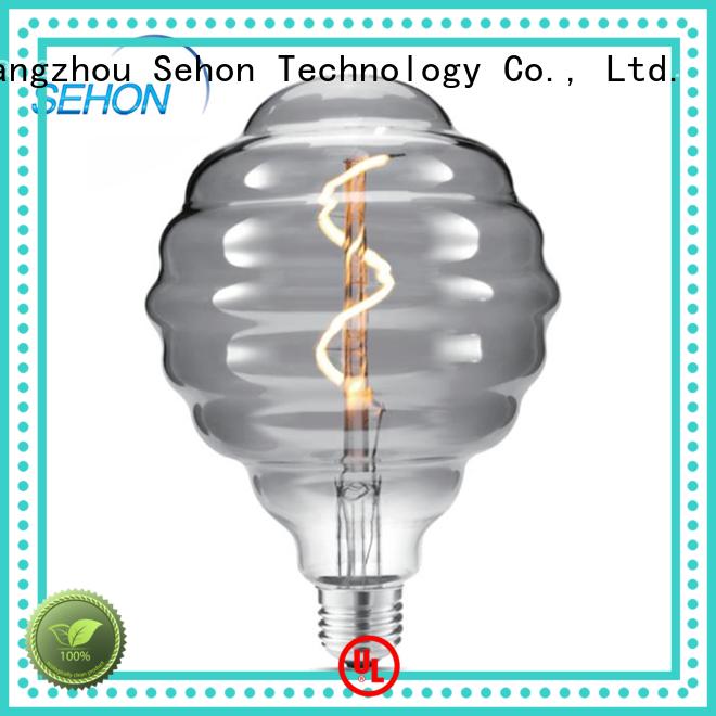 Sehon Custom rgb led bulb for business used in bathrooms