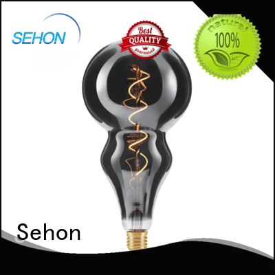 Sehon High-quality designer filament light bulbs company used in living rooms