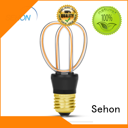 Sehon Top led filament bulb flicker Supply used in bathrooms