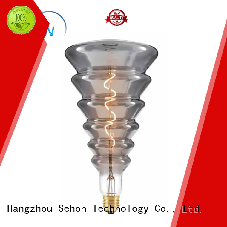 Custom transparent led bulb Supply used in bedrooms