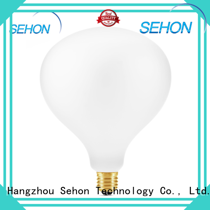 Sehon led bulb styles company used in bedrooms