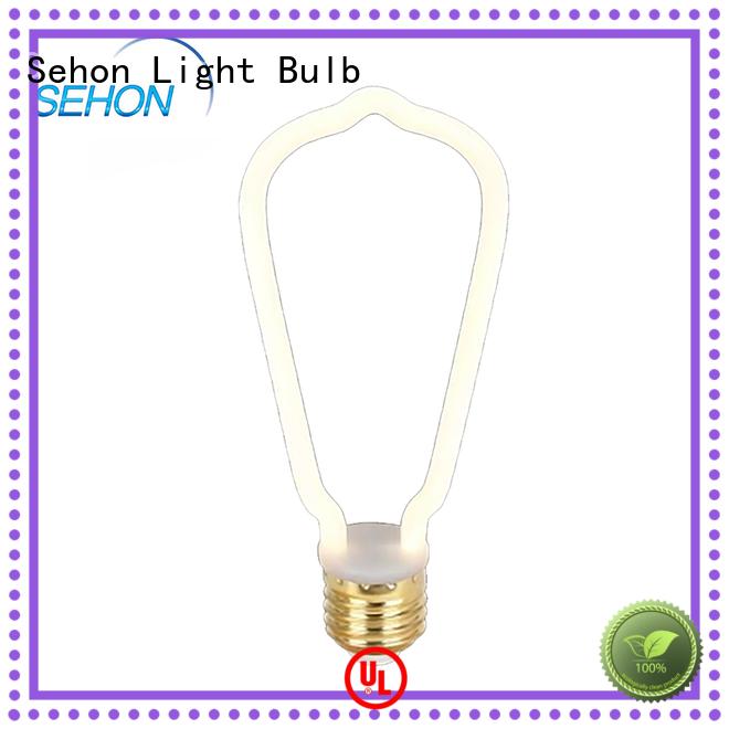 Sehon Wholesale vintage edison filament bulbs manufacturers for home decoration