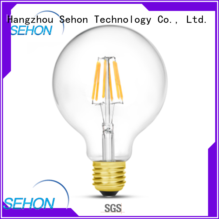 Sehon antique filament bulbs factory used in bathrooms