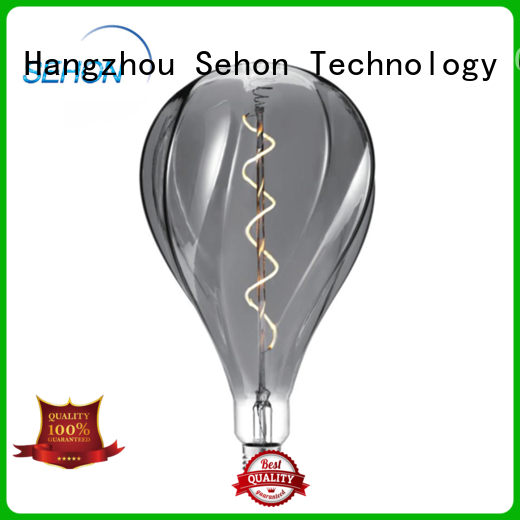 Sehon High-quality retro style light bulbs factory used in bathrooms