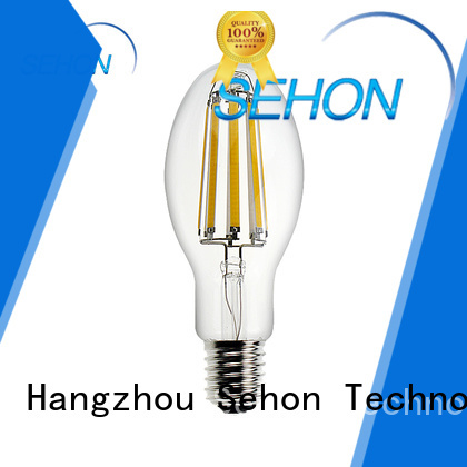 Sehon visible filament light bulb for business used in living rooms