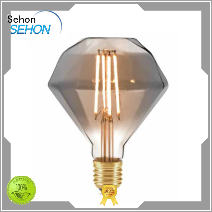 Sehon Wholesale clear glass led light bulbs Suppliers used in bedrooms