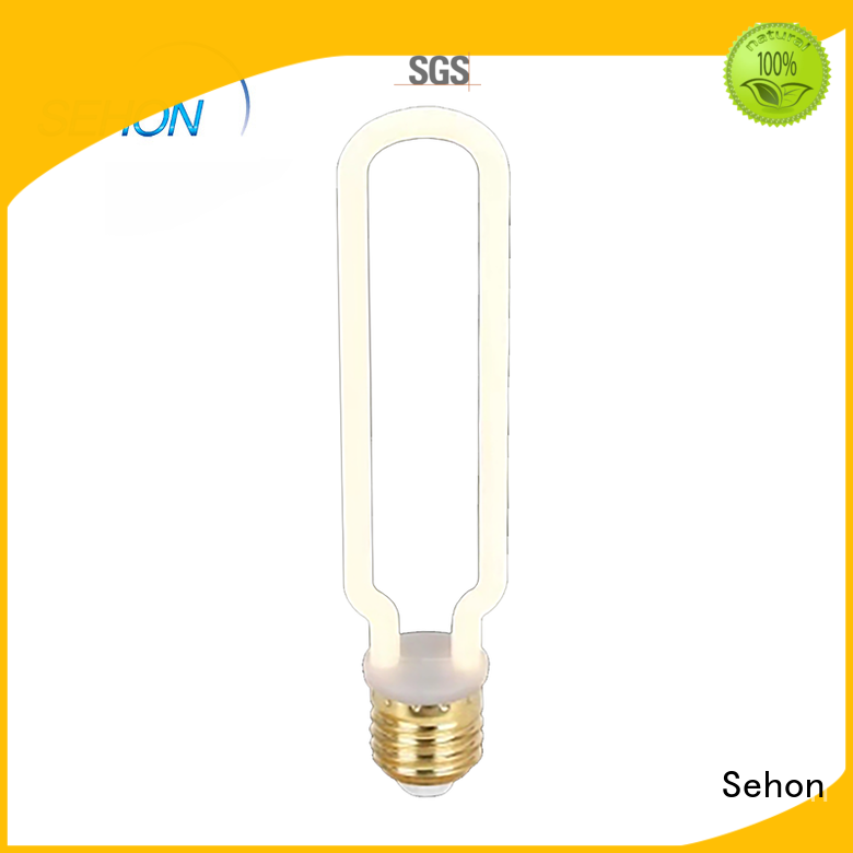 Sehon edison filament lamp manufacturers used in living rooms