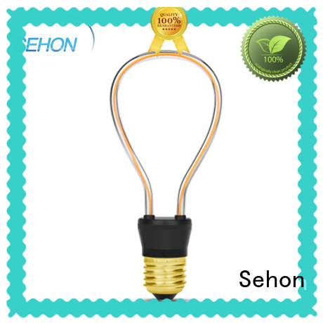 Sehon buy led filament for business used in living rooms
