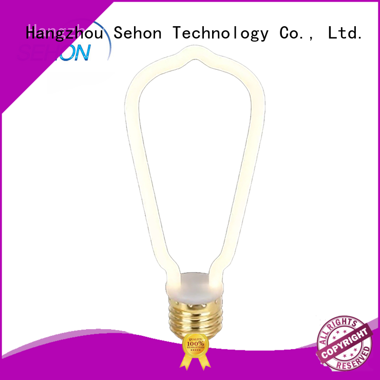 Sehon led teardrop bulbs factory for home decoration