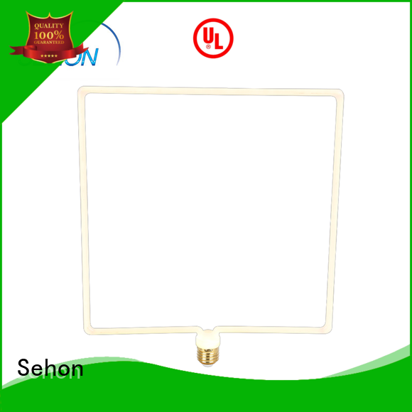 Sehon Wholesale filament style led bulb factory used in bedrooms