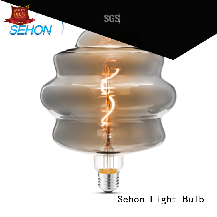Sehon led vintage filament bulb Suppliers used in bedrooms