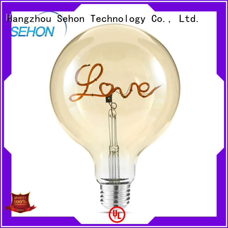 Sehon t5 led bulb company for home decoration