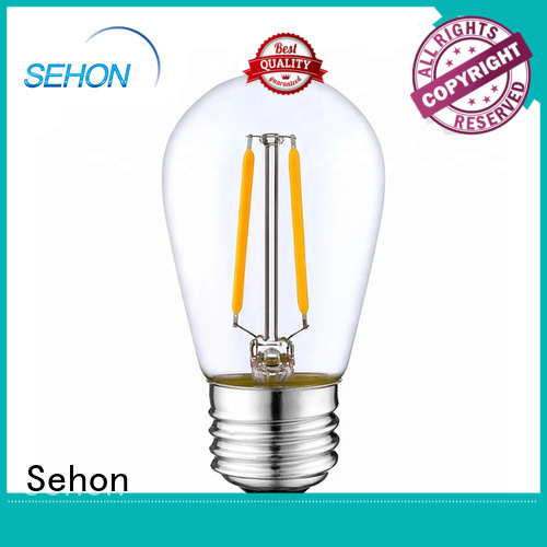 Sehon New light bulbs with large filament Supply used in bedrooms