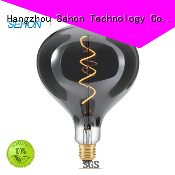 Sehon Top edison light bulb chandelier factory used in bathrooms