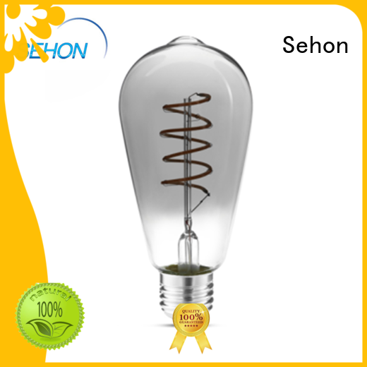 Sehon Best edison filament led Suppliers used in bathrooms