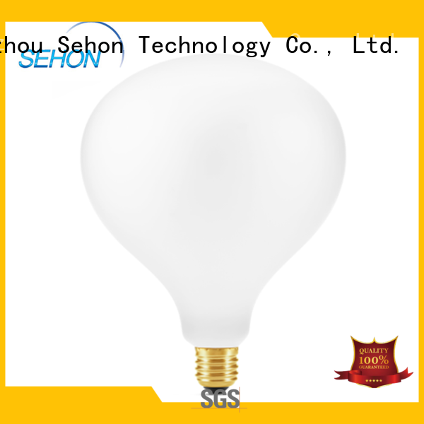 Sehon filament globe Supply used in bedrooms