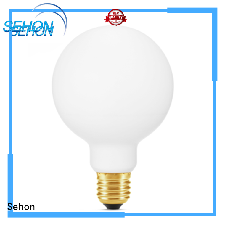 Sehon vintage style led light bulbs Suppliers used in bathrooms