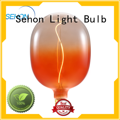 Sehon 60 watt edison bulb factory used in bedrooms