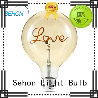 New edison globe bulb factory used in living rooms