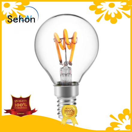 Sehon New edison globe bulb Suppliers used in bathrooms