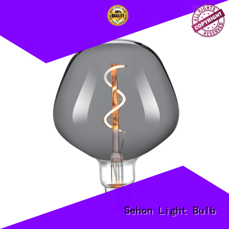 Sehon led filament candelabra bulbs for business used in living rooms