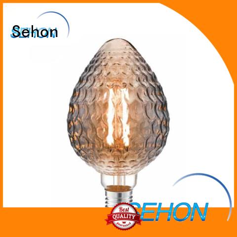 Sehon New retro filament bulbs company for home decoration
