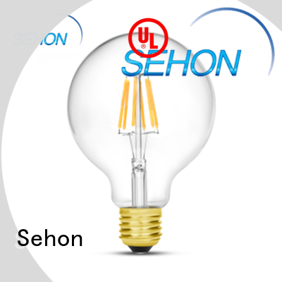Sehon Latest big filament light bulbs factory used in living rooms