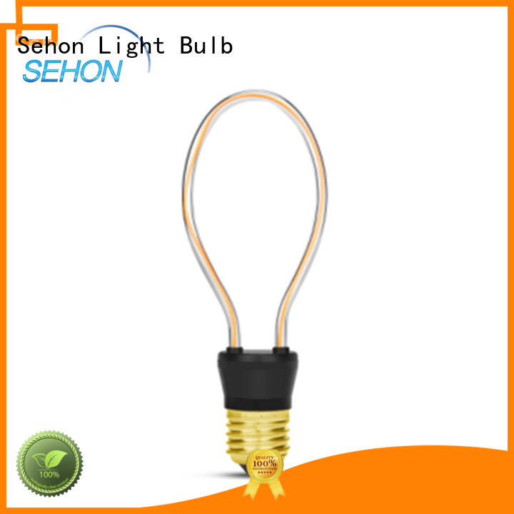 Sehon filament light globes for business used in living rooms