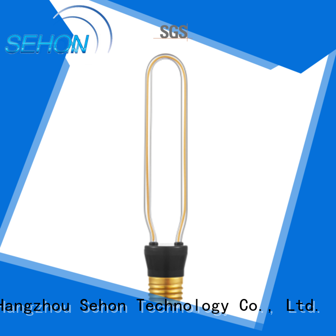 Sehon dimmable filament bulb for business used in bedrooms