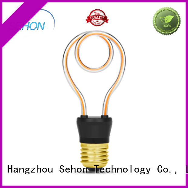 Sehon retro filament bulbs for business used in bathrooms