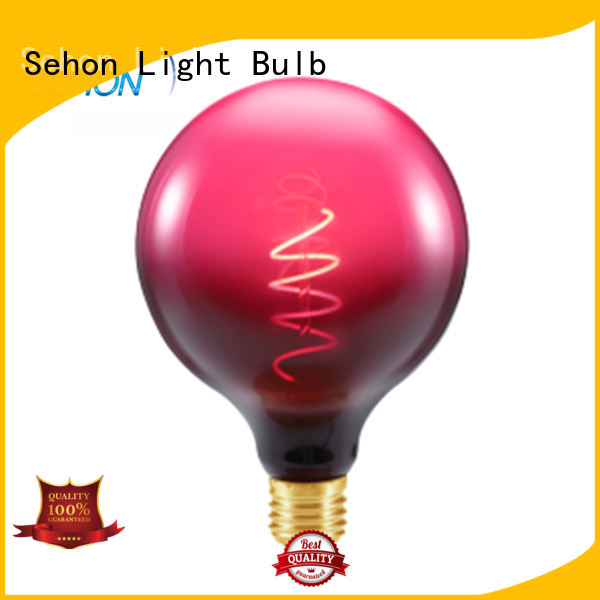 Sehon dimmable vintage light bulbs Supply for home decoration