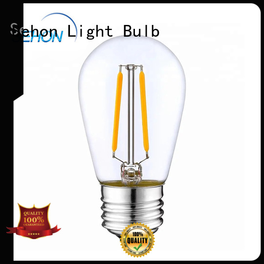 Sehon led classic bulb factory used in bedrooms