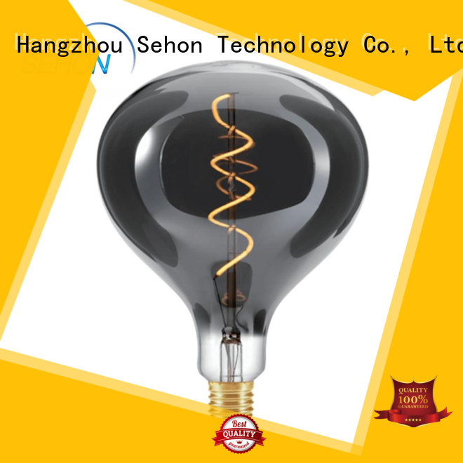 Sehon high lumen edison bulb Supply used in living rooms